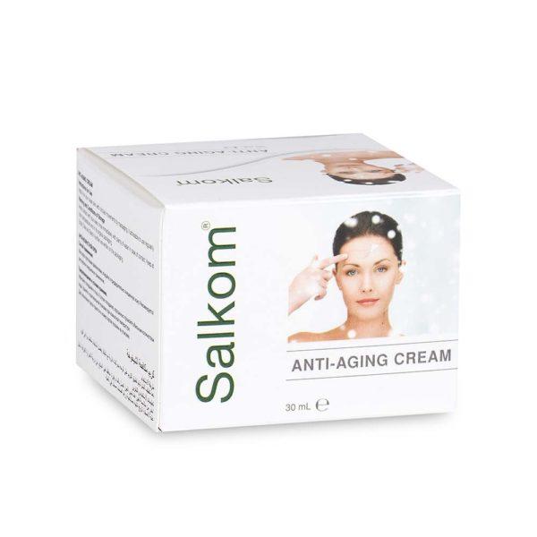 Salkom Gold Dusty Anti Aging Cream