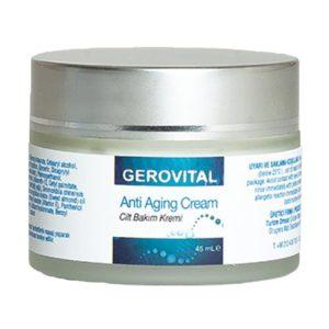Gerovital Anti Aging Cream - Yaşlanma Karşıtı Krem