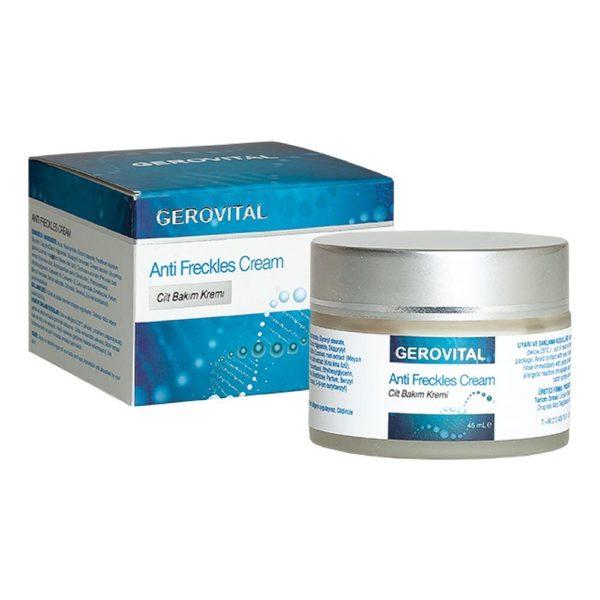 Gerovital Anti Freakless Cream - Çil Leke Giderici Krem
