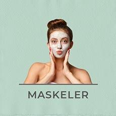 Yüz Bakım Maskeleri Kategori Görseli