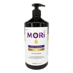 Mori Silver Pigment Şampuan 1000mL