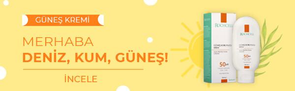 Güneş Kremi Banner